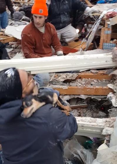 rescate-de-perro-texas-huracan6