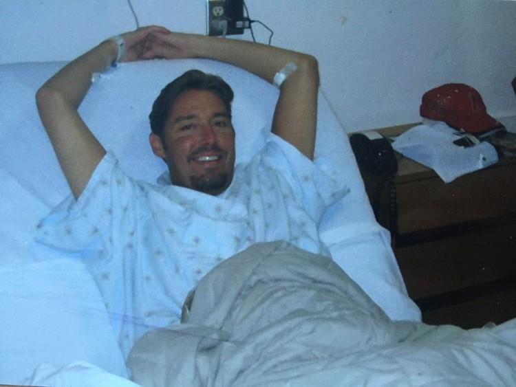 Hombre con enfermedad terminal 1