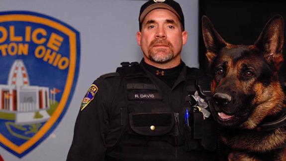 Perro policia 3