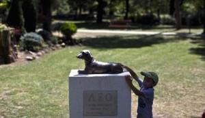 estatua-perro