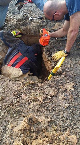 maverick enterrado vivo 2