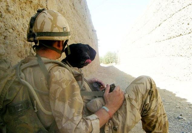 soldado perro homenaje tatuaje 1