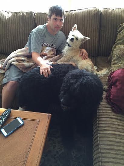 mujer gasta cientos de dólares en cachoros 1