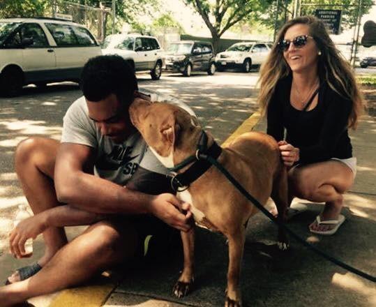 Jugador-futbol-rescata-perro 5