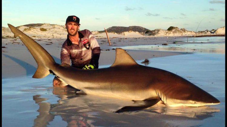 Selfie-tiburon-Australia 4
