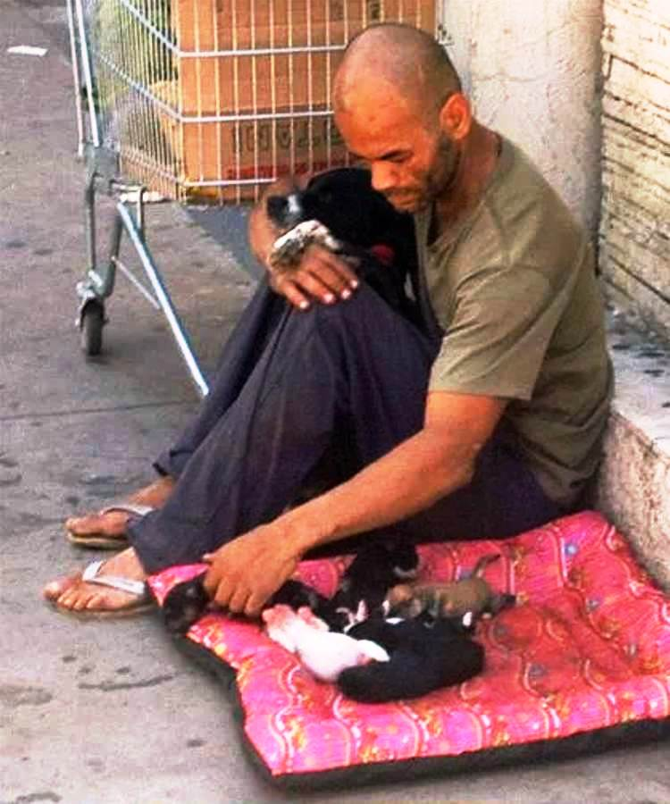 hombre sin hogar 1