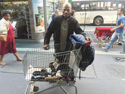 hombre sin hogar 14