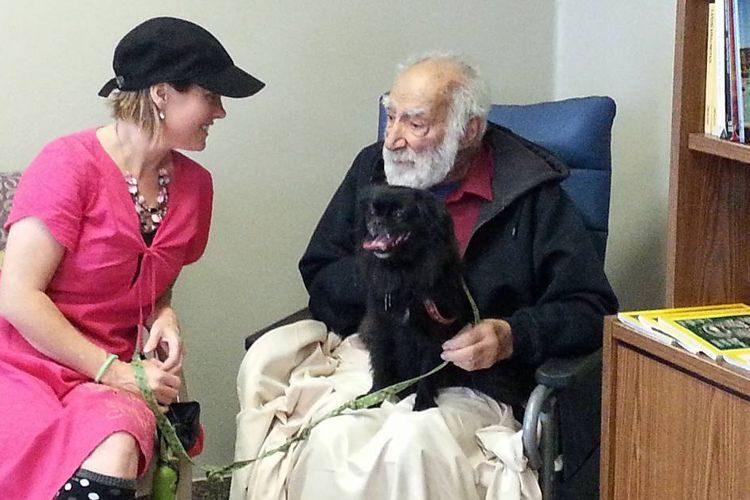 hospital mascotas relajante