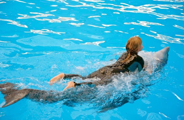 Nadar-con-delfines 3