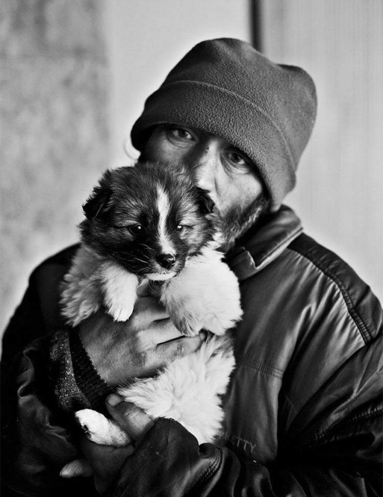 Perros no abandonan a los humanos 19