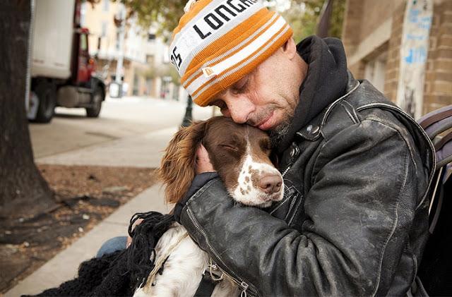 Perros no abandonan a los humanos 32