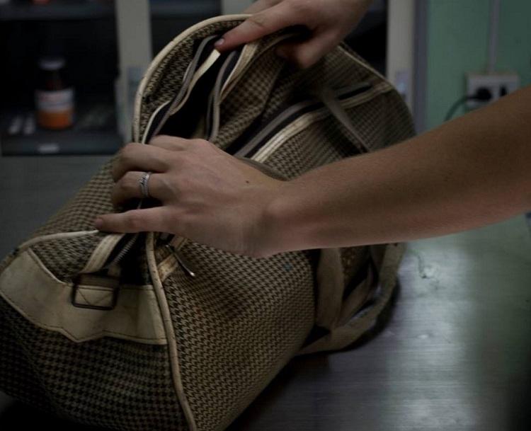 Triste sorpresa descubren mono dentro de bolso abandonado centro rescate 2