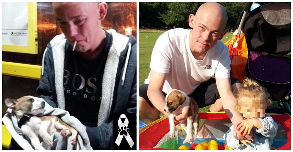 Muere en sus brazos su cachorro después de que un veterinario se negara a atenderlo