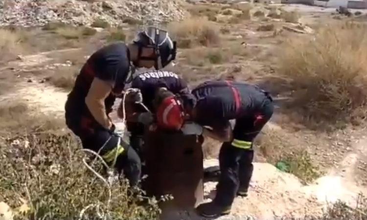 Bomberos España