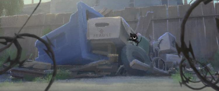 Kitbull Pixar Animation Studios