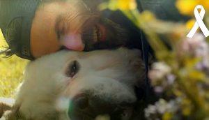 El último video que Pau Donés grabó antes de morir para despedirse de su amado perro Fideos